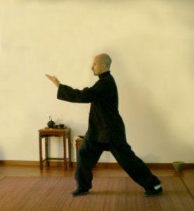 Clases de taichi y chi kung